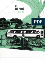 AC Transit Annual Report 1971-1972