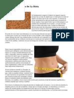 Mantener Un Diario De La Dieta