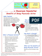 kathryn hale - physically active newsletter
