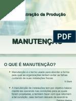 Manutencao