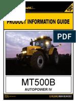 Mt500b AP IV