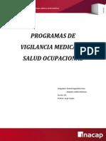 PROTOCOLOS DE VIGILANCIA MEDICA