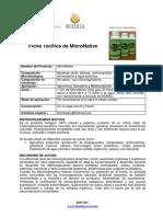 Ficha Técnica MicroNative 2015