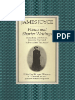 Joyce. Occasional Poems
