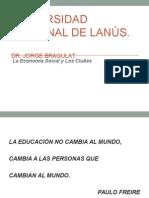 Economia social Argentina-Clubes