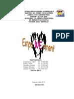 El Empowerment o Empoderamiento