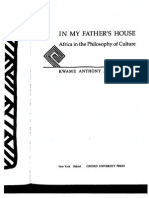 In My Father's House-Appiah