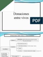 Donacion Entre Vivos Oficial