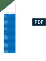 Evaluación Metrados Estructuras i