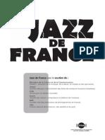 le jazz de france