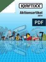 kraftixx Katalog  2014