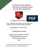 Resumen de Normas Tulas-paul Villacres