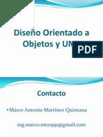 Diseño_Orientado a Objetos y UML Día 1 y 2.pdf