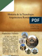 Estilo Romanico en Arquitectura