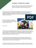 Sobreseyeron a la presidenta - El Diario de La Pampa
