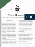 Capítulo VI Cartas Hidrográficas