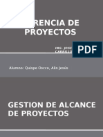 GERENCIA PROYECTO
