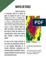 Mapas de Ruido en El Distrito de Miraflores