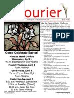 April 2015 Courier