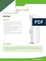 CPE510_V1_Datasheet