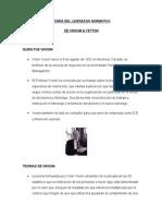 Teoría Del Liderazgo Normativo de Vroom Terminado (2)
