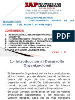 Tema Nº 04 - Comportamiento Humano en Las Organizaciones