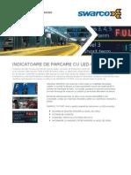 Indicatoare de Parcare Cu LED Uri
