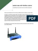 Como Implementar Una Red Wireless Casera