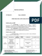 Boletim - 19ª Edição - 2ª Quinzena de Março 2015 Homologação Concurso