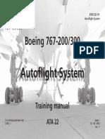 B767 200-300 BOOK 22 101 - Autoflight System