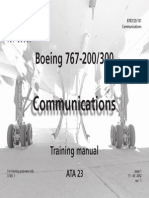 B767 200-300 BOOK 23 101 - Communications
