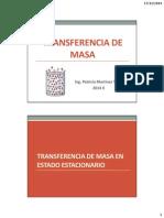 Transferencia de Masa Gas-solido