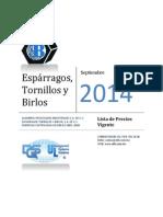 ListadePrecios-2013
