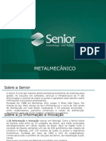 ERP - Metalmecânica