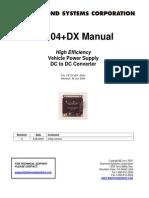 HE104+DX User Manual