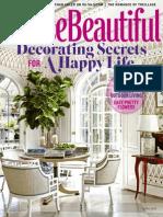 House Beautiful - April 2015 USA