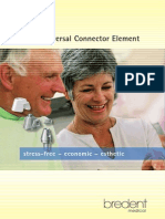 Universal Connector Element - Bredent