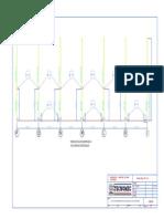 9 Distribucion de Columnas w24x68 Eje 2