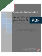 curso Discipulado II