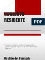 Conjunto Residente