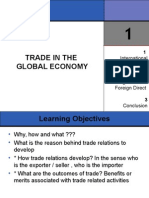 3HH3 International Trade Chapter 1/2