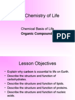 The Chemical Basis