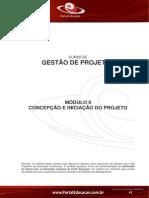 Módulo II - Concepção e Iniciação Do Projeto