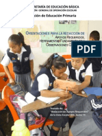 orientacionesparalaredaccindeapoyosrequeridos-140602212942-phpapp02