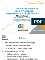Enseñar Mediante REI Mariana Bosch