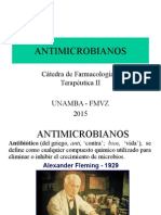 Tema 1 Antimicrobiano
