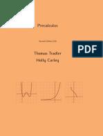 Precalculus Tradler Carley