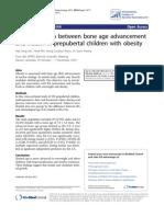 The association between bone age advancement.pdf