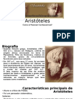 Slide Aristóteles - Teoria Do Conhecimento