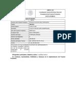 Anexo Lxii Formulación Del Proyecto Productivo Fappa Maiz Forrajero